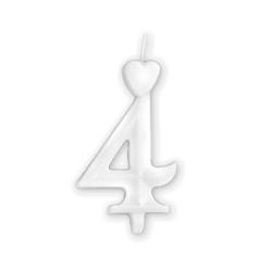 Számgyertya - 4